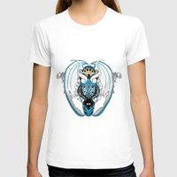 skyfall T-shirts featuring Smoking Skyfall Dragon by Pr0l0gue