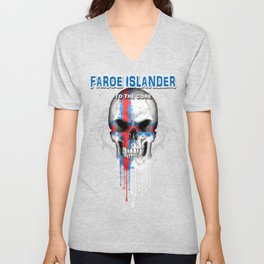To The Core Collection: Faroe Islands Unisex V-Neck