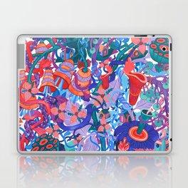 Flower Village Laptop & iPad Skin
