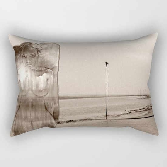 NORTHSEA ANGEL Rectangular Pillow