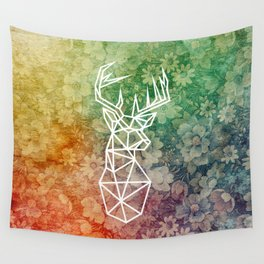 Dream in Color Wall Tapestry