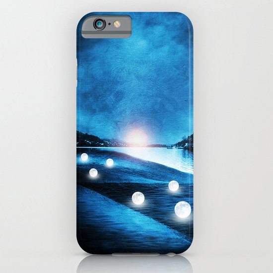 Field of lights iPhone & iPod Case
