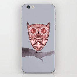 Teacake Owl  iPhone Skin