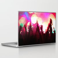 rave Laptop & iPad Skins featuring rave by xp4nder