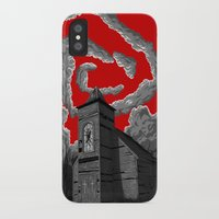 true detective iPhone & iPod Cases featuring True Detective by Denis O'Sullivan