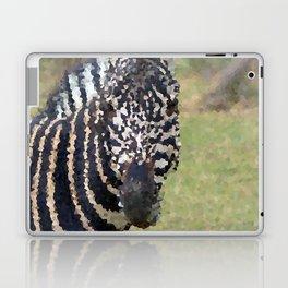 Poly Animals - Zebra Laptop & iPad Skin