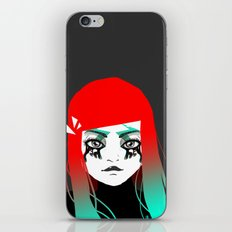 Hey girl ! iPhone & iPod Skin
