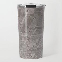 Macro Meteorite Travel Mug