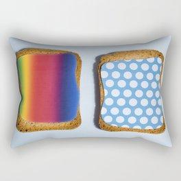 POP TOAST Rectangular Pillow
