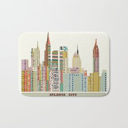 Atlanta Bath Mat