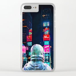 Another Night Clear iPhone Case