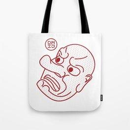 Tengu Mask Tote Bag