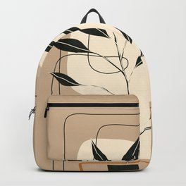Abstract Shapes 06 Backpack