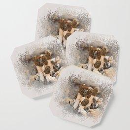 Fungi Tile Coaster