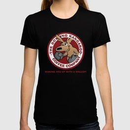 Boxing Kangaroo Coffee Company T-shirt