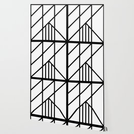 Bold Deco Wallpaper