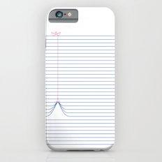 NOTE BOAT iPhone 6s Slim Case
