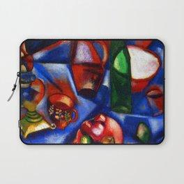 Marc Chagall Still Life Laptop Sleeve
