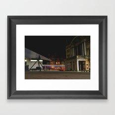 Hull Blade - City of Culture 2017 Framed Art Print
