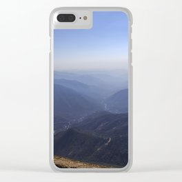 Sequoia National Park, California Clear iPhone Case