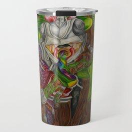 Skittles the Chameleon Travel Mug