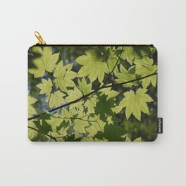 maple dragonflies Carry-All Pouch