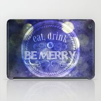 lettering iPad Cases featuring Lettering II by Merwizaur