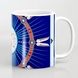Crazy Horse Dreaming Coffee Mug