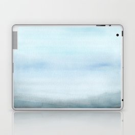 Watercolor Abstract Landscape Laptop & iPad Skin