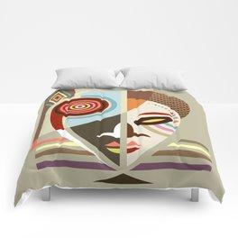 Maskermorphosis Comforters