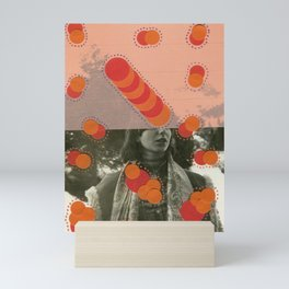 Full Thoughts Mini Art Print