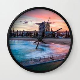 Queenscliff Wall Clock