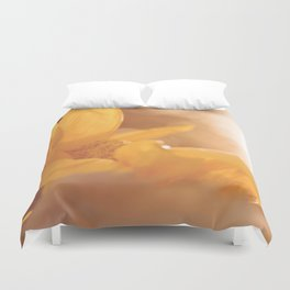 Sun Flare Sunflower Duvet Cover