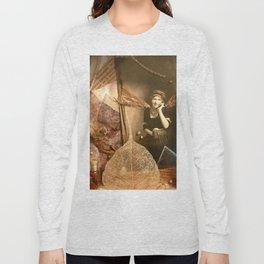 I Dream in  Black & White Long Sleeve T-shirt