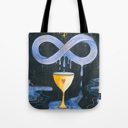 Infinity juice Tote Bag