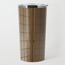 Shoji Travel Mug