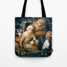 Starwars F.A. Group Tote Bag