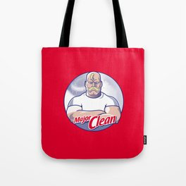 Major Clean Tote Bag