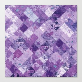 Abstract Geometric Background #30 Canvas Print