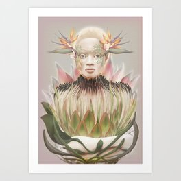 To Sprout Art Print