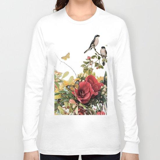 FLOURISHING Long Sleeve T-shirt