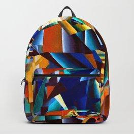 Kazimir Malevich Knife Grinder Backpack