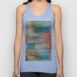 MidMod Art 5.0 Graffiti Unisex Tank Top