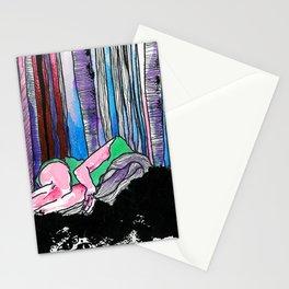 Sechs Mädchen. Stationery Cards