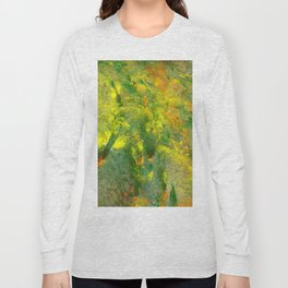 easy green and a live Long Sleeve T-shirt