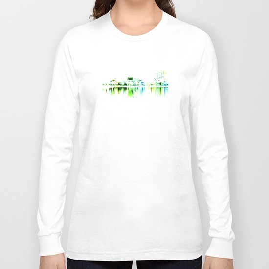 white harbor II. Long Sleeve T-shirt