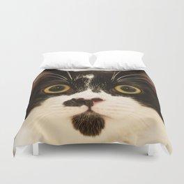 Pussy cat, pussy cat Duvet Cover