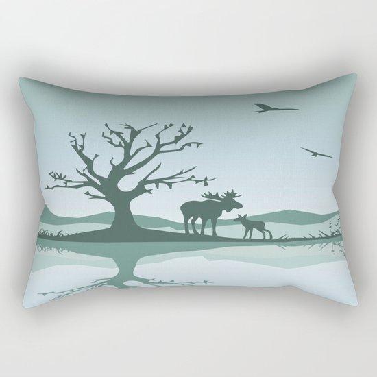 My Nature Collection No. 37 Rectangular Pillow