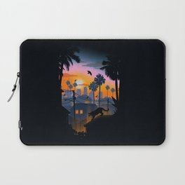 Suburban Jungle Laptop Sleeve