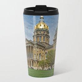 Iowa's Crown Jewel Travel Mug